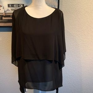 Chico's Top with layers